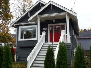 Photo 1: 998 E 30TH Avenue in Vancouver: Fraser VE House for sale (Vancouver East)  : MLS®# V976881