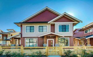 "Photo 1: 24 13260 236 Street in Maple Ridge: Silver Valley Townhouse for sale in ""Rock Ridge"" : MLS®# R2508070"