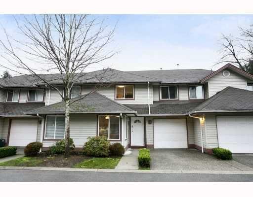 "Main Photo: 2 20985 CAMWOOD Avenue in Maple Ridge: Southwest Maple Ridge Townhouse for sale in ""MAPLE COURT"" : MLS®# V809174"