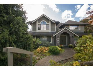 Photo 1: 394 CUMBERLAND Street in New Westminster: Fraserview NW House for sale : MLS®# V1087948