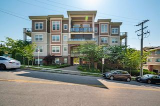 """Photo 1: 206 11580 223 Street in Maple Ridge: West Central Condo for sale in """"Rivers Edge"""" : MLS®# R2599746"""