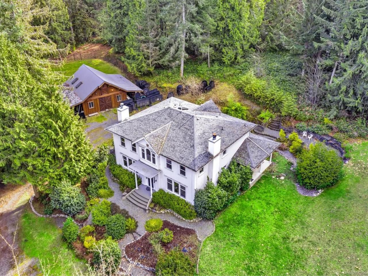 Main Photo: 3411 Kingburne Dr in COBBLE HILL: ML Cobble Hill House for sale (Malahat & Area)  : MLS®# 835216