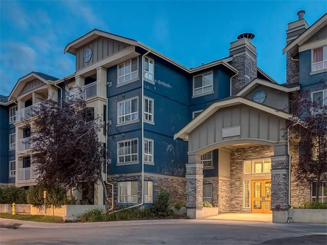 Main Photo: 329 35 RICHARD Court SW in Calgary: Lincoln Park Condo for sale : MLS®# C4030447