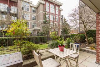 "Photo 19: 112 2468 ATKINS Avenue in Port Coquitlam: Central Pt Coquitlam Condo for sale in ""BORDEAUX"" : MLS®# R2561087"