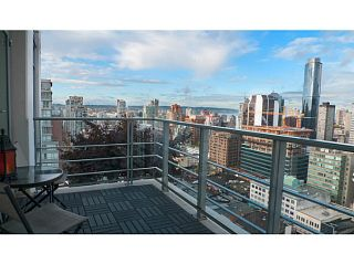 """Photo 6: 2802 565 SMITHE Street in Vancouver: Downtown VW Condo for sale in """"VITA PRIVATE COLLECTION"""" (Vancouver West)  : MLS®# V1098809"""