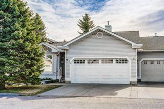 Main Photo: 60 Deer Ridge Close SE in Calgary: Deer Ridge Semi Detached for sale : MLS®# A1100469