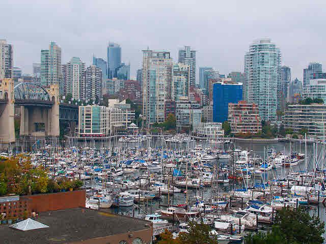"""Photo 17: Photos: 611 1450 PENNYFARTHING Drive in Vancouver: False Creek Condo for sale in """"HARBOUR COVE"""" (Vancouver West)  : MLS®# V1086066"""