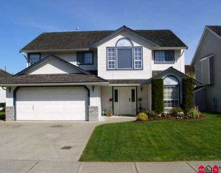 """Photo 1: 35453 LETHBRIDGE DR in Abbotsford: Abbotsford East House for sale in """"Sandy Hill"""" : MLS®# F2607439"""