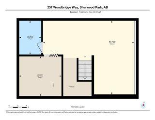 Photo 31: 257 WOODBRIDGE Way: Sherwood Park Townhouse for sale : MLS®# E4255119