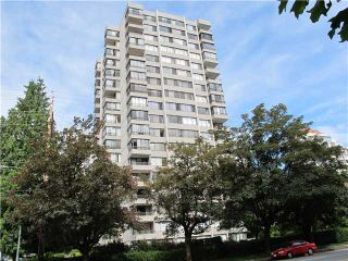 Photo 1: 1404 740 HAMILTON Street in New Westminster: Uptown NW Condo for sale : MLS®# V991564