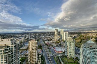 """Photo 16: 3702 2008 ROSSER Avenue in Burnaby: Brentwood Park Condo for sale in """"Stratus at Solo District"""" (Burnaby North)  : MLS®# R2426460"""