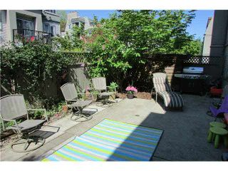 """Photo 11: 15 1215 BRUNETTE Avenue in Coquitlam: Maillardville Townhouse for sale in """"PLACE FONTAIN BLEAU"""" : MLS®# V1121730"""