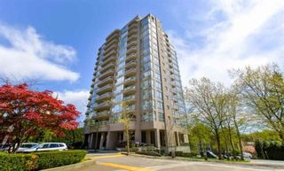 Main Photo: 1008 9623 MANCHESTER Drive in Burnaby: Cariboo Condo for sale (Burnaby North)  : MLS®# R2557015