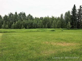 Photo 1: 4908/4904 52 AVE: Wildwood Land for sale : MLS®# AW50070