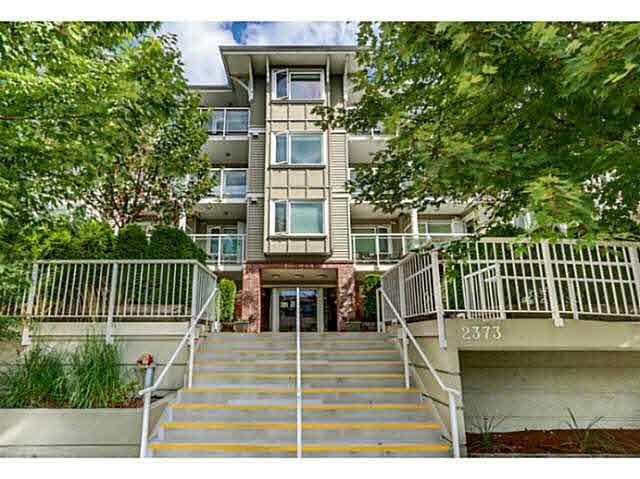 """Main Photo: 108 2373 ATKINS Avenue in Port Coquitlam: Central Pt Coquitlam Condo for sale in """"CARMANDY"""" : MLS®# V1136914"""