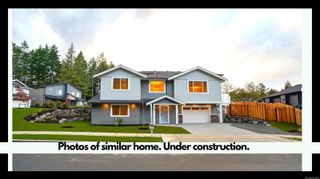 Photo 1: 141 Evelyn Cres in : Na Chase River Half Duplex for sale (Nanaimo)  : MLS®# 857800