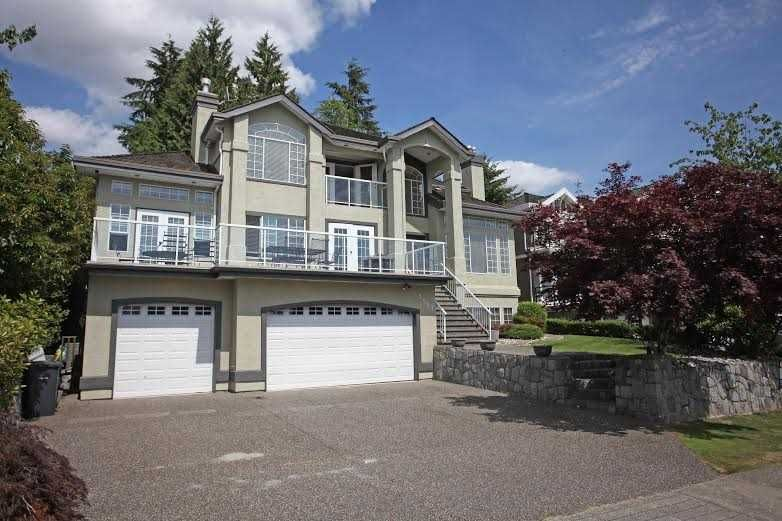 """Main Photo: 2587 DIAMOND Crescent in Coquitlam: Westwood Plateau House for sale in """"Westwood Plateau"""" : MLS®# V1134592"""