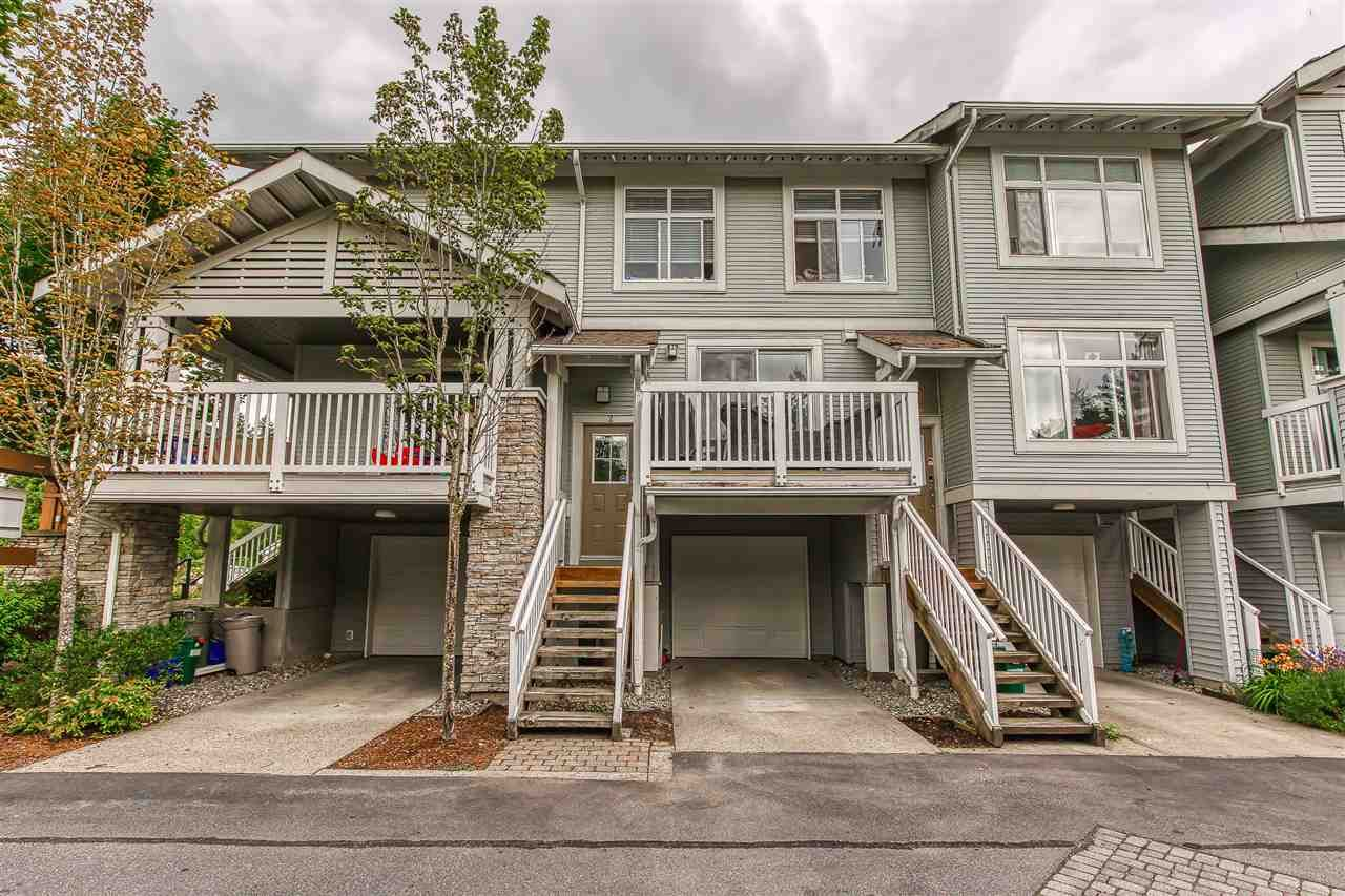 """Main Photo: 2 7179 201 Street in Langley: Willoughby Heights Townhouse for sale in """"DENIM"""" : MLS®# R2385534"""