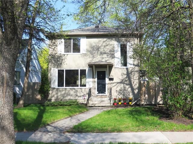 Main Photo: 636 Ash Street in Winnipeg: River Heights Residential for sale (1D)  : MLS®# 1913895