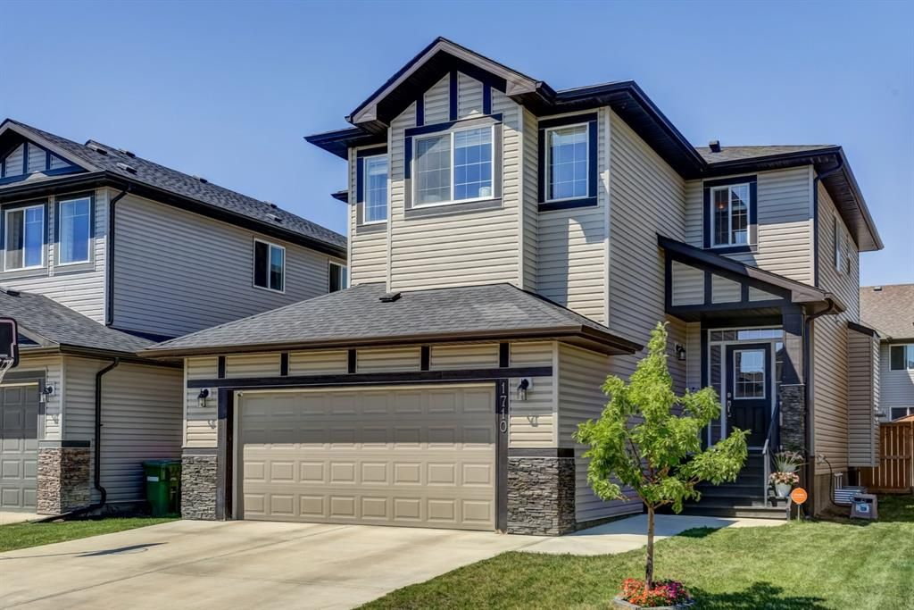 Main Photo: 1710 Baywater View SW: Airdrie Detached for sale : MLS®# A1124784