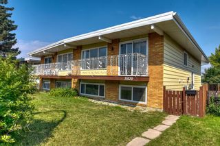 Photo 1: 11020 Sacramento Drive SW in Calgary: Southwood Semi Detached for sale : MLS®# A1132095