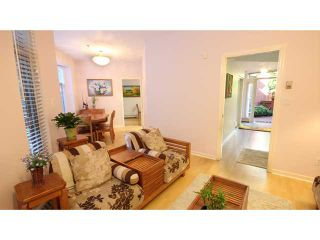 """Photo 7: # 53 5880 HAMPTON PL in Vancouver: University VW Townhouse for sale in """"THAMES COURT"""" (Vancouver West)  : MLS®# V1029520"""