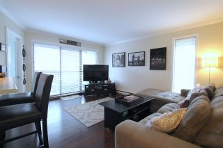 """Photo 2: 404 340 GINGER Drive in New Westminster: Fraserview NW Condo for sale in """"FRASER MEWS"""" : MLS®# R2565545"""