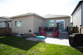 Photo 43: 23 Snowberry Circle in Winnipeg: Sage Creek Residential for sale (2K)  : MLS®# 202122544