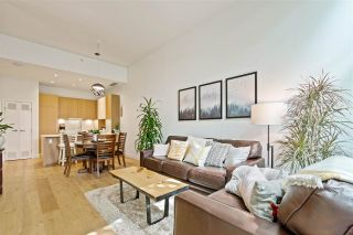 """Photo 4: 270 W 1ST Avenue in Vancouver: False Creek Condo for sale in """"THE JAMES"""" (Vancouver West)  : MLS®# R2590323"""