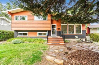 Main Photo: 88 Bennett Crescent NW in Calgary: Brentwood Detached for sale : MLS®# A1150277