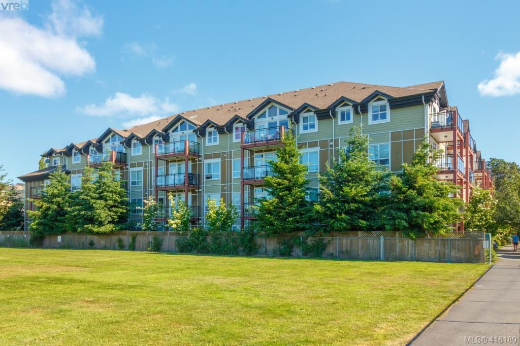 Main Photo: 315 2710 Jacklin Rd in VICTORIA: La Langford Proper Condo for sale (Langford)  : MLS®# 825585