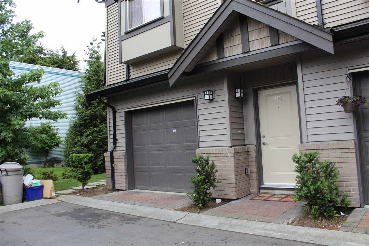 """Photo 2: Photos: 115 13368 72 Avenue in Surrey: West Newton Townhouse for sale in """"CRAFTON HILL"""" : MLS®# R2071517"""
