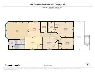 Photo 31: 243 TARACOVE ESTATE Drive NE in Calgary: Taradale Detached for sale : MLS®# C4303627