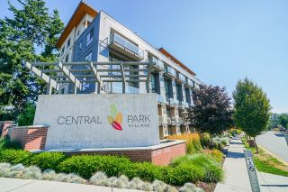 """Photo 1: 102 3090 GLADWIN Road in Abbotsford: Central Abbotsford Condo for sale in """"Hudsons Loft"""" : MLS®# R2609363"""