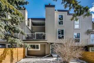Main Photo: 812 13104 Elbow Drive SW in Calgary: Canyon Meadows Row/Townhouse for sale : MLS®# A1085075