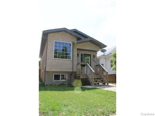 Photo 1: 1042 Chevrier Boulevard in WINNIPEG: Manitoba Other Residential for sale : MLS®# 1517759