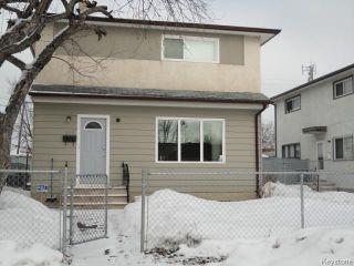 Photo 1: 315 Riverton Avenue in Winnipeg: Elmwood Residential for sale (3A)  : MLS®# 1703799