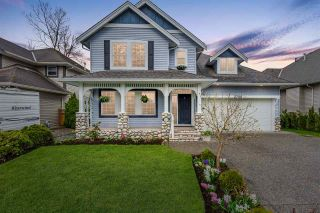 "Photo 1: 2755 BERNADOTTE Street in Abbotsford: Aberdeen House for sale in ""Aberdeen"" : MLS®# R2564062"