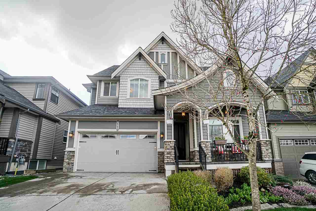 """Main Photo: 8119 211 Street in Langley: Willoughby Heights House for sale in """"YORKSON"""" : MLS®# R2553658"""
