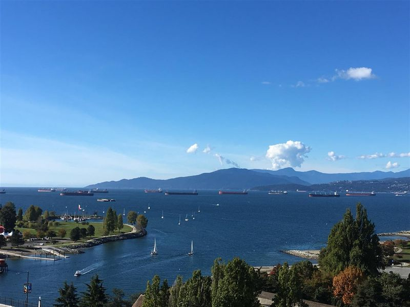 FEATURED LISTING: 1801 - 907 BEACH Avenue Vancouver