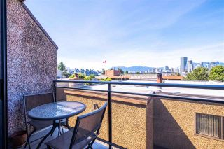 """Photo 22: 8 1266 W 6TH Avenue in Vancouver: Fairview VW Townhouse for sale in """"Camden Court"""" (Vancouver West)  : MLS®# R2487399"""