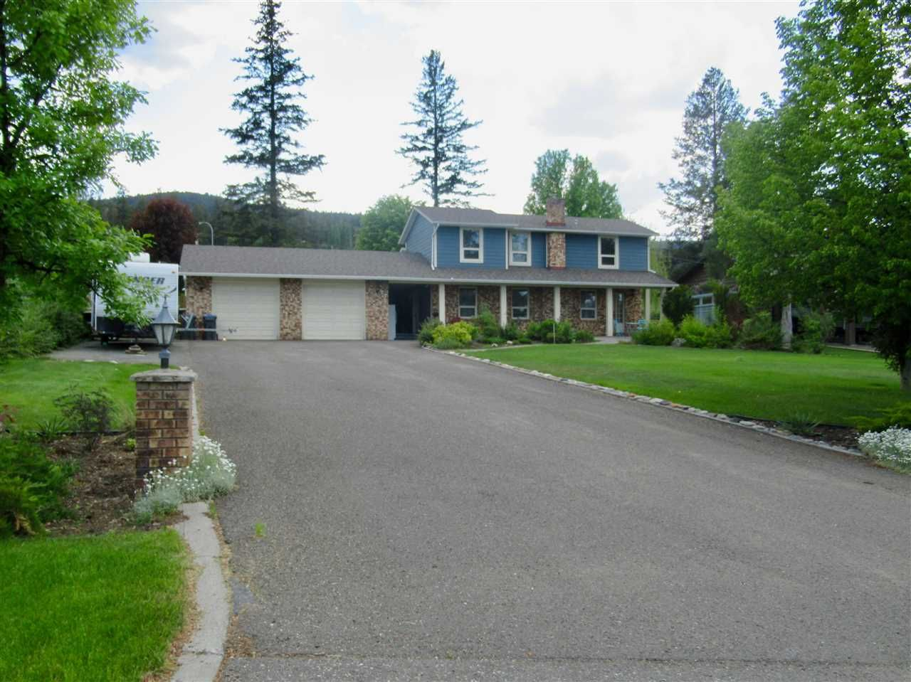 """Main Photo: 27 FAIRVIEW Drive in Williams Lake: Williams Lake - City House for sale in """"GOLF COURSE"""" (Williams Lake (Zone 27))  : MLS®# R2376612"""