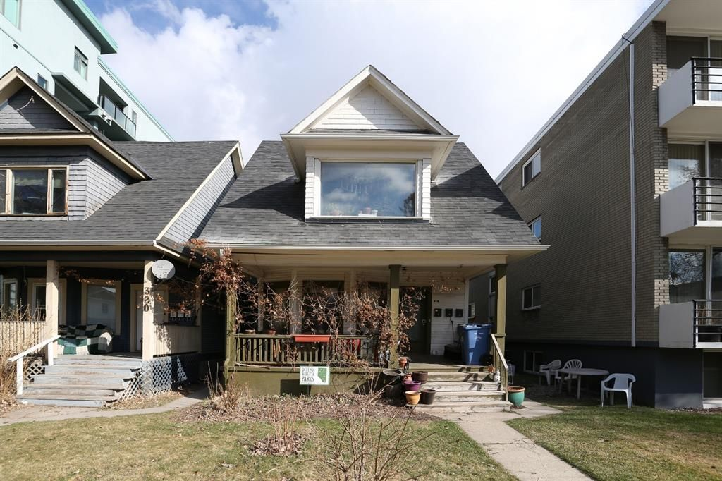 Main Photo: 318 21 Avenue SW in Calgary: Mission Detached for sale : MLS®# A1097510