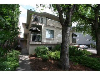 Photo 1: 101 112 34 Street NW in CALGARY: Parkdale Condo for sale (Calgary)  : MLS®# C3576126
