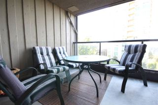 """Photo 9: 714 1040 PACIFIC Street in Vancouver: West End VW Condo for sale in """"CHELSEA TERRACE"""" (Vancouver West)  : MLS®# V1141677"""