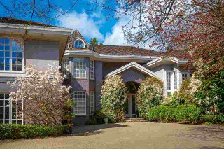 Main Photo: 2931 TOWER HILL Crescent in West Vancouver: Altamont House for sale : MLS®# R2571688