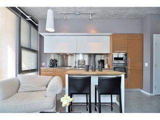 """Photo 8: 404 388 W 1ST Avenue in Vancouver: False Creek Condo for sale in """"THE EXCHANGE"""" (Vancouver West)  : MLS®# V1028659"""