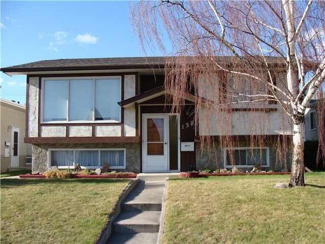Main Photo: 138 MARGATE Close NE in CALGARY: Marlborough Residential Detached Single Family for sale (Calgary)  : MLS®# C3423819