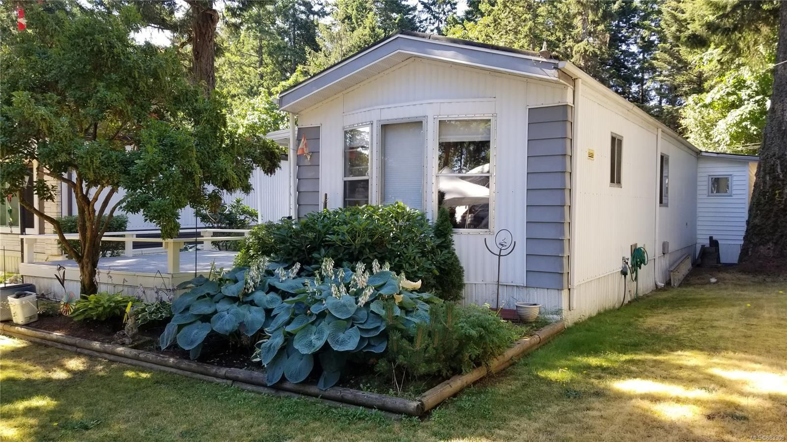 Main Photo: M7 2176 Salmon Point Rd in Campbell River: CR Campbell River South Manufactured Home for sale : MLS®# 883308
