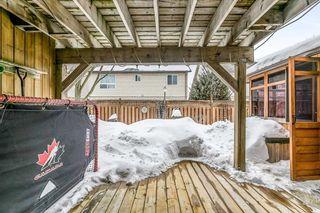 Photo 33: 12 Mcmaster Road: Orangeville House (2-Storey) for sale : MLS®# W5126987
